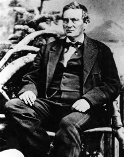 Photograph Abraham Curry, Founder of Carson City